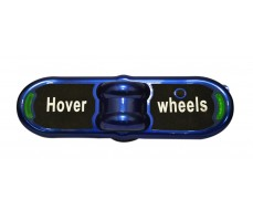 Фото электроскейта Wmotion Hoverwheels Blue вид сверху