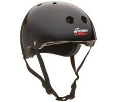 Шлем с фломастерами Wipeout Black (M 5+)