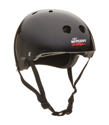 Шлем с фломастерами Wipeout Black (M 5+)   Купить, цена, отзывы