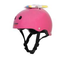 Шлем с фломастерами Wipeout Neon Pink (M 5+)