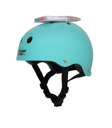 Шлем с фломастерами Wipeout Teal Blue (M 5+) | Купить, цена, отзывы
