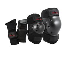 Комплект защиты Eight Ball Black S/M (5+/8+)