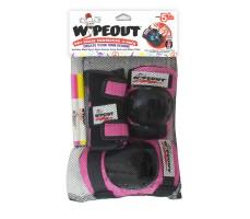 Комплект защиты Wipeout Pink (M 5+)