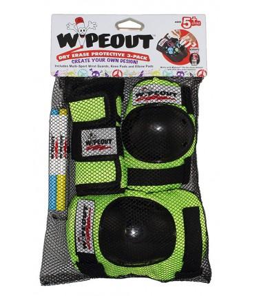 Комплект защиты Wipeout Zest (M 5+) | Купить, цена, отзывы