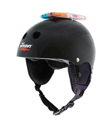 Зимний шлем с фломастерами Wipeout Black (5+) | Купить, цена, отзывы