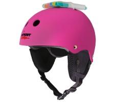 Зимний шлем с фломастерами Wipeout Neon Pink (5+)