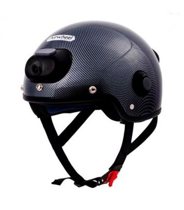 Шлем с камерой Airwheel C6 Carbon | Купить, цена, отзывы