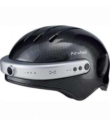 Шлем с камерой Airwheel C5 Carbon | Купить, цена, отзывы