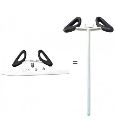 Ручка-руль для Xiaomi Ninebot Mini White | Купить, цена, отзывы