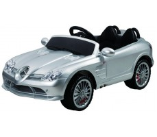 Электромобиль Mercedes-Benz SRL McLaren Silver р/у