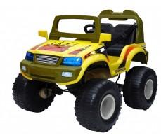 Электромобиль AK-8500 Yellow