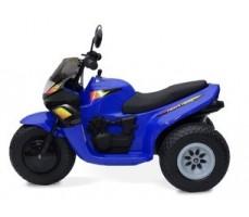 Фото детского трицикла Track Hero AK-2500 Blue вид сбоку