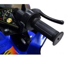Фото акселератора детского трицикла Track Hero AK-2500 Blue