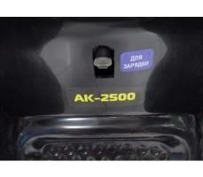 Фото порта зарядки детского трицикла Track Hero AK-2500 Blue