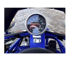 фото спидометра электробагги Mytoy 500W BLUE