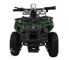 Электроквадроцикл Sherhan 200 Green-Khaki