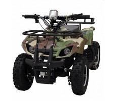 Электроквадроцикл Sherhan 200 Sand-Khaki