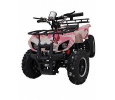 Электроквадроцикл Sherhan 200 Pink-Khaki