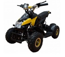Электроквадроцикл Sherhan 100E Yellow