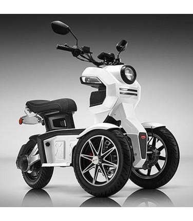 Электроскутер Doohan iTank White | Купить, цена, отзывы
