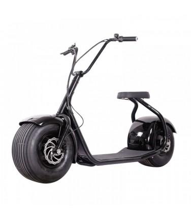 Электробайк-чоппер SEEV CityCoco чёрный | Купить, цена, отзывы