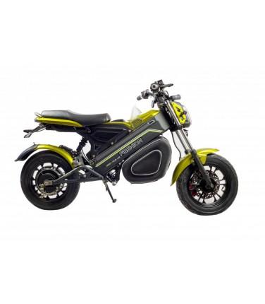Электромотоцикл Novelty Electronics Bike чёрный | Купить, цена, отзывы
