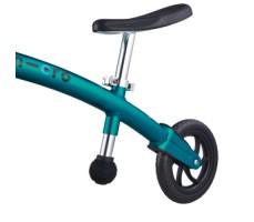 фото заднего колеса беговела Micro G-Bike Chopper Deluxe Aqua
