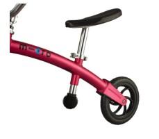 фото заднего колеса беговела Micro G-Bike Chopper Deluxe Pink