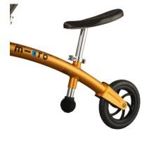 фото заднего колеса беговела Micro G-Bike Chopper Deluxe Yellow