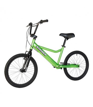 Беговел STRIDER 20 SPORT Green | Купить, цена, отзывы
