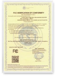 Сертификаты Smart Balance