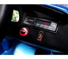 Фото кнопок управления электромобиля CT-518 Blue