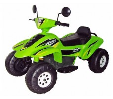 Детский Электроквадроцикл CT-558 Green
