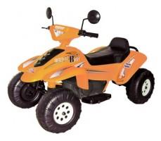 Детский электроквадроцикл CT-558 Orange