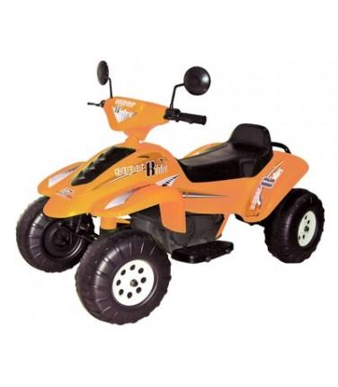 Детский электроквадроцикл CT-558 оранжевый | Купить, цена, отзывы