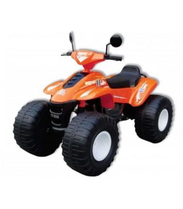 Детский квадроцикл CT-658 оранжевый | Купить, цена, отзывы
