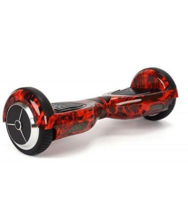 Гироскутер Ecodrift Smart plus Fire Red с мобильным приложением   Купить, цена, отзывы
