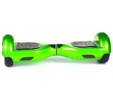 Фото гироскутера Ecodrift Smart plus+App Green вид спереди