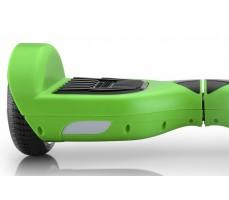 Гироскутер Smart Avatar Eco Green, резиновые накладки