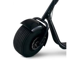 фото колесо переднее Электробайк Caigiees Harley MAX Black