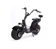Электробайк Caigiees Harley MAX Black