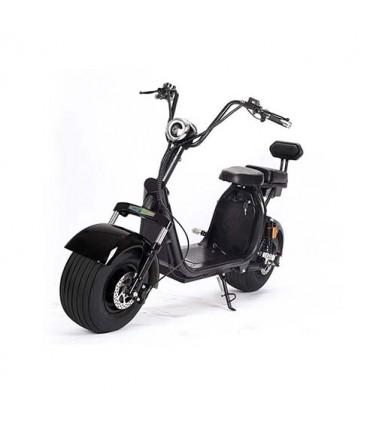 Электробайк Caigiees Harley MAX Black | Купить, цена, отзывы