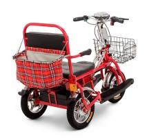 Электротрицикл Osota Adjutant Red