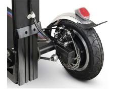 колесо заднее Электротрицикла Osota Mini Trike Black