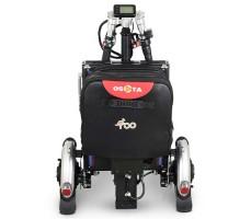 Электротрицикл Osota Mini Trike Black