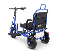Электротрицикл Osota Sputnik Blue