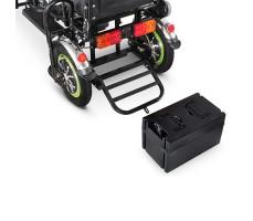 аккумулятор электротрицикла Osota Transporter Black