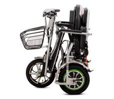 Электротрицикл Osota Transporter Black