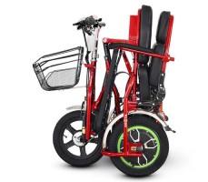 Электротрицикл Osota Transporter Red