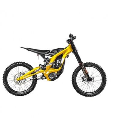 Электробайк SUR-RON X Yellow | Купить, цена, отзывы